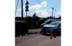 Поліція розслідує ДТП за участі поліцейського автомобіля в Ужгороді