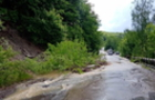 На автошлях між Ганичами та Нересницею стався селевий зсув грунту
