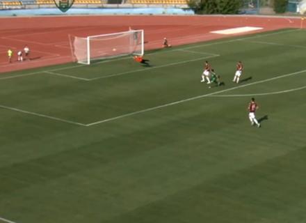 Ужгород впевнено переміг Оболонь у Другій лізі