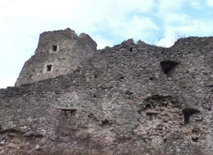 Відновлення даху Невицького замку розпочнуть навесні 2020 року