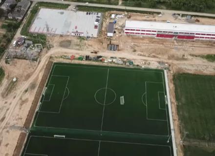 Цього року поблизу Мукачева запрацює дитяча футбольна школа, яка стане однією з кращих в Україні