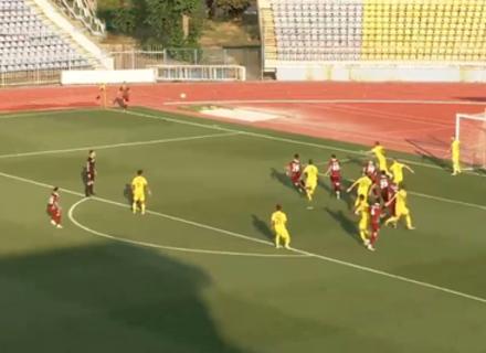 У стартовому матчі Першої ліги ФК Ужгород був розгромлений Прикарпаттям