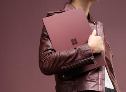 Що відомо про нові ноутбуки Microsoft