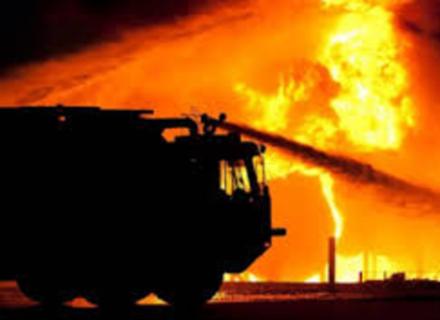 На Свалявщині під час пожежі згорів 20-річний хлопець