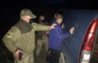 На Рахівщині контрабандисти на мікроавтобусі тікали від прикордонників
