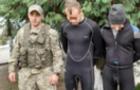 Прикордонники затримали контрабандистів-водолазів