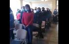 На Ужгородщині новообрані депутати перед першою сесією заспівали гімн Угорщини (ВІДЕО)