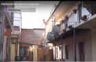 В Ужгороді через незаконні роботи орендарів можуть завалитися будинки в історичному центрі (ВІДЕО)