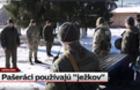 Словацьке телебачення розповіло про війну контрабандистів з прикордонниками на Закарпатті (ВІДЕО)
