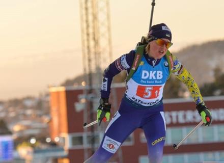 Закарпатська біатлоністка пропустить перший етап Кубка світу з біатлону у Фінляндії