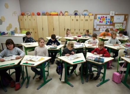 В Ужгороді з понеділка відновиться навчання учнів початкових класів