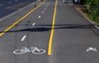 Влада Ужгорода змушена будувати велодоріжки (ВІДЕО)