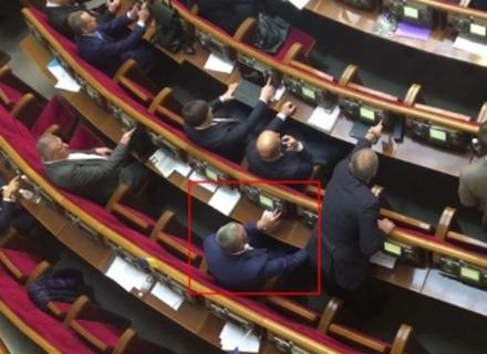 ДБР розслідує справу закарпатського депутата-кнопкодава Поляка