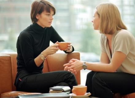 Як вести невимушену бесіду з ким завгодно