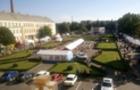 На площі Народній в Ужгороді розпочався чеський фестиваль