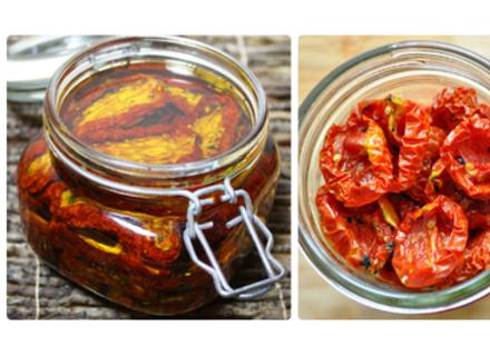 В'ялені помідори на зиму - рецепт