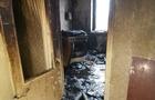 У Рахові пожежники змогли врятувати власницю квартири, у якій сталася пожежа
