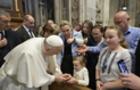 Папа Римський Франциск прийняв паломників із Закарпаття