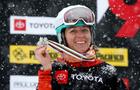 Закарпатка Данча виграла золоту медаль на Кубку Європи зі сноуборду у Швейцарії
