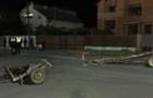 В Мукачеві в ДТП розірвало навпіл підводу, але нетверезий кермувальник залишився неушкодженим
