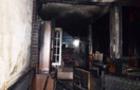 У Виноградові згорів магазин меблів