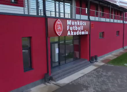 """""""Мункач футбольна академія"""", яка розташована в селі Дерцен, оголосила набір гравців"""