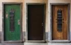 В Ужгороді відновили історичні двері в будівлі колишньої єврейської школи