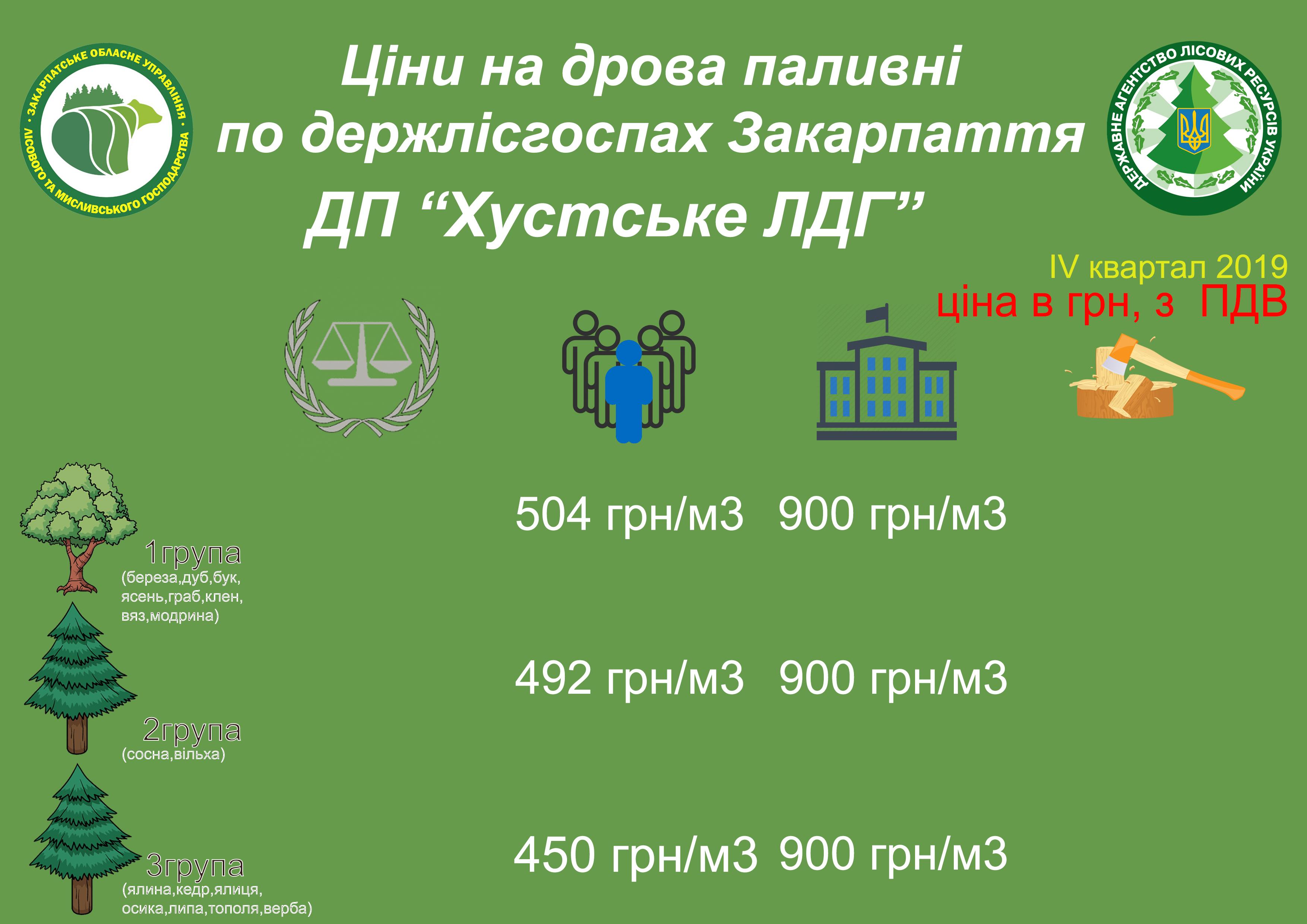 """ДП """"Хустське ЛДГ"""""""