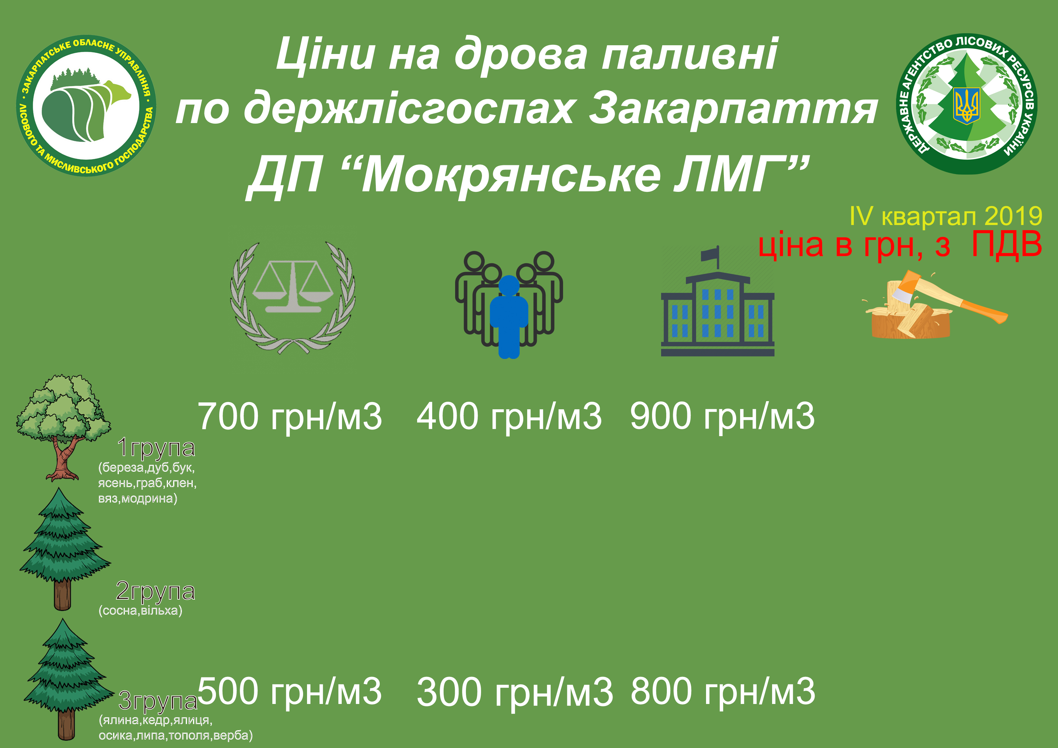 "ДП ""Мокрянське ЛМГ"""