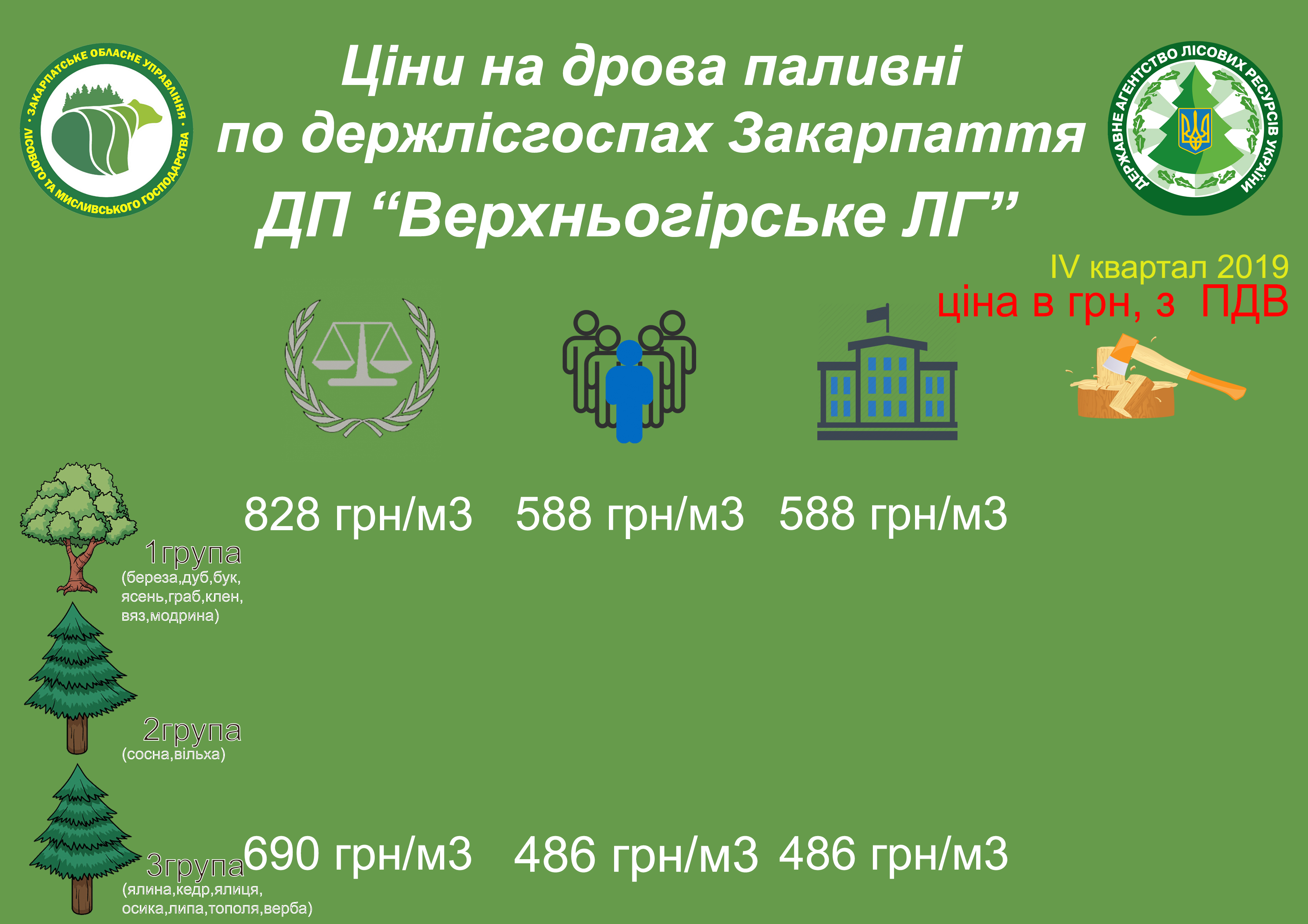 "ДП ""Верхньогірське ЛГ"""