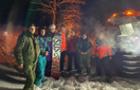 На Рахівщині відразу 5 туристів заблукали в горах