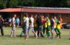 На матчі Першої ліги обласного Чемпіонату побили арбітра