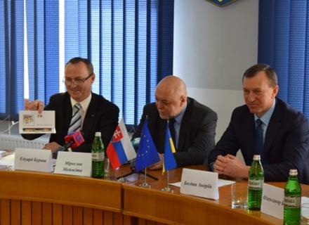Дні України в Кошице: Ще один крок в бік Європи