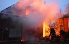Під час пожежі на Мукачівщині згоріла жінка