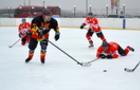 Хокей: Відбувся перший тур Чемпіонату Закарпаття
