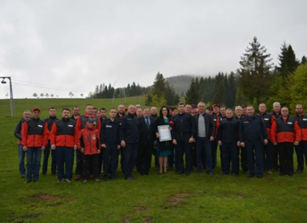 376 виїздів та 469 врятованих життів - це робота закарпатських гірських рятувальників впродовж зимового періоду 2018-2019 років