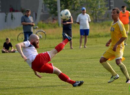 У першій лізі обласного Чемпіонату відбулися матчі 14-го туру