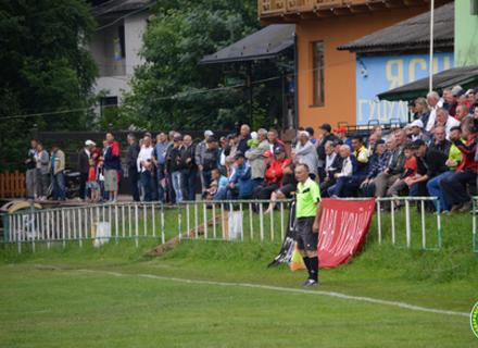 У Чемпіонаті Закарпатті відбулися матчі 2-го туру