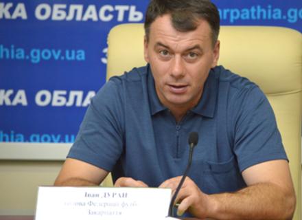Голова ФФЗ Іван Дуран заявив що залишить посаду