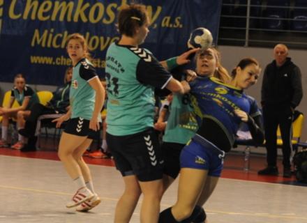 ГК Карпати провели товариські матчі у Словаччині