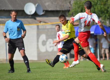 Вища та Перша ліги відіграли у 2-му турі обласного Чемпіонату
