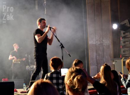 Арсен Мірзоян представив в Ужгороді альбом «Слова і ноти»