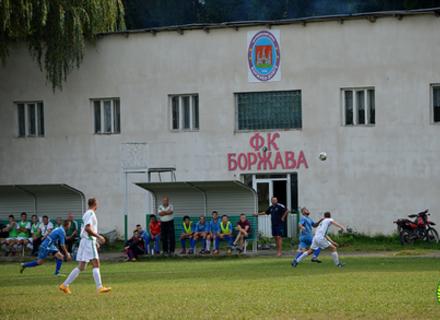 """""""Минай"""", """"Ужгород"""" та """"Севлюш"""" здобувають 3 очки"""