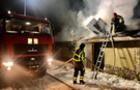 Біля Хуста згоріла ферма - у вогні загинуло 30 свиней і кури