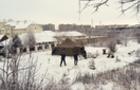 В Ужгороді рятувальники розгорнули намет для обігріву