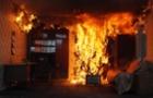 На Виноградівщині пожежа забрала життя жінки