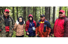 Рятувальники всю ніч шукали двох жінок, які загубилися в горах Рахівщини