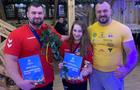 Богдана Лехман премогла на змаганнях з армреслінгу, що проходив на Тернопільщині