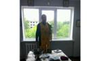 Закарпатські поліцейські облаштували каплицю у зоні бойових дій