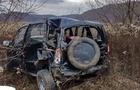 На Хустщині автомобіль, в якому їхало подружжя пенсіонерів, перекинувся в кювет. Жінка загинула